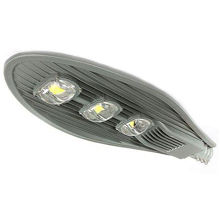 Luminária Cabeça de Poste Led Cob 150w Branco Frio