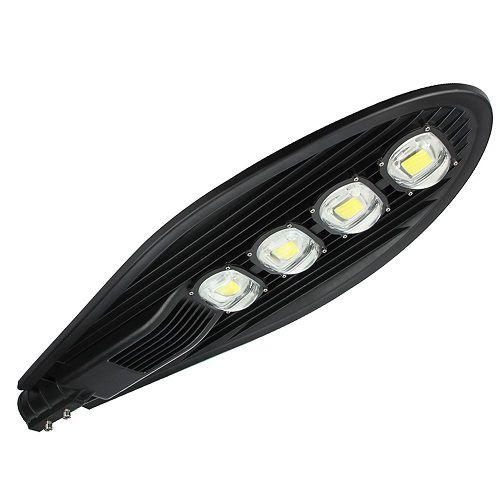 Luminária Pública LED Cabeça de Poste Led Cob 200w Branco Frio