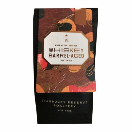 Starbucks Reserve Whiskey Barrel-Aged Guatemala