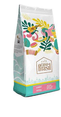 Café Casa Brasil Moído - 500g
