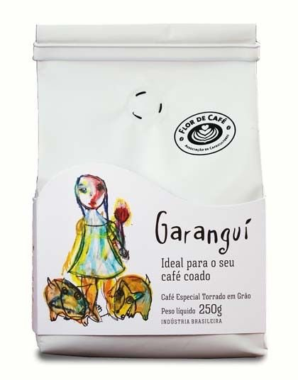 Flor de Café - Garanguí