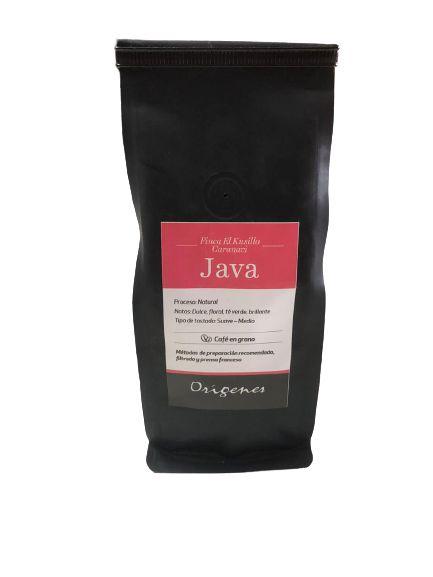 Café Java Origen 250g