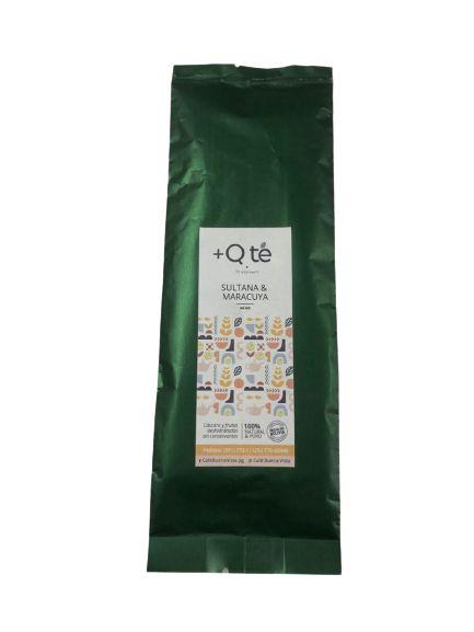 Chá +Q. Cáscara e Maracujá 60g