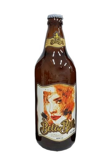 BELA BEER - KOLSCH - V - 600ML
