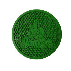 Porta Copo Emborrachado Bela Beer Verde