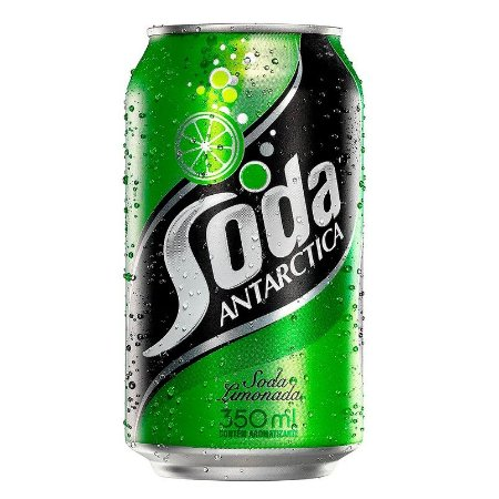 SODA LIMONADA  350ML