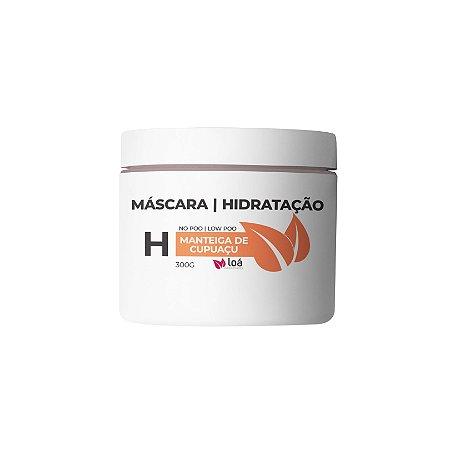 Máscara Cronograma Hidratação Manteiga de Cupuaçu 300g - Loá