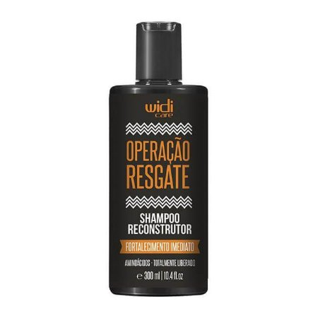 Shampoo Reconstrutor Operação Resgate 300ml - Widi