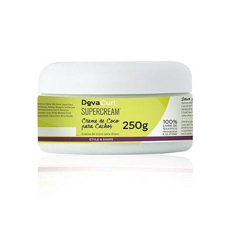Super Cream finalizador 250ml - Deva Curl