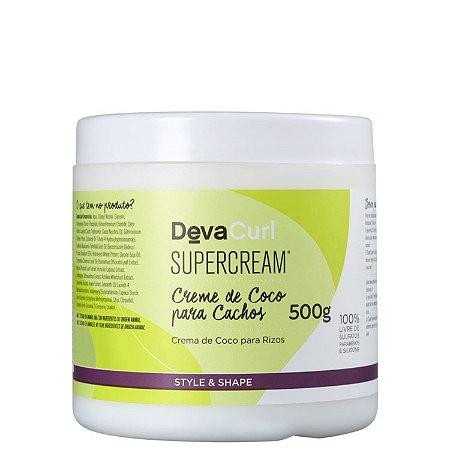Super Cream finalizador 500ml - Deva Curl
