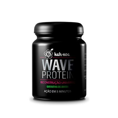 Máscara de reconstrução Wave Protein 300ml - Kah-noa