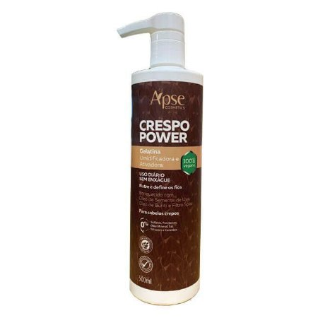 Gelatina Crespo Power 500ml - Apse
