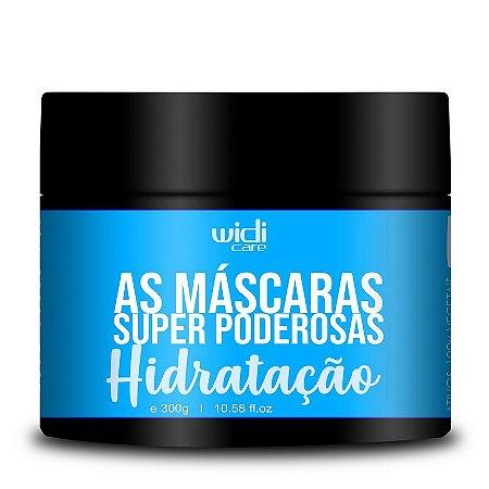 As Máscaras Super Poderosas Hidratação 300g - Widi