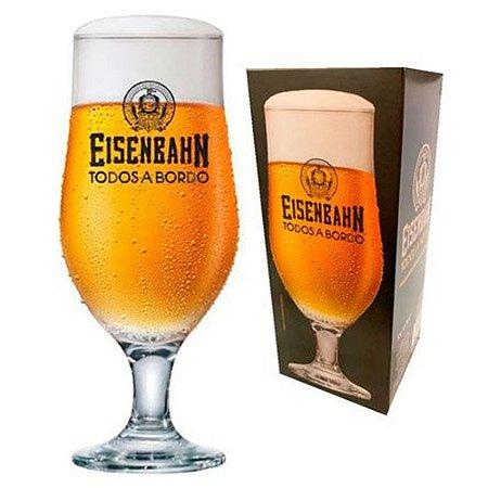 Taça Cerveja Eisenbahn Beer 330 ml