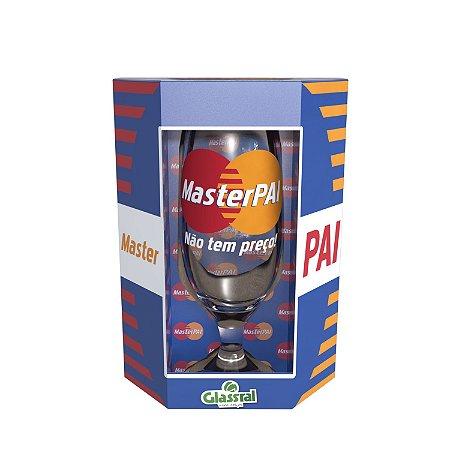 Taça Glassral cerveja Masterpai GR1634
