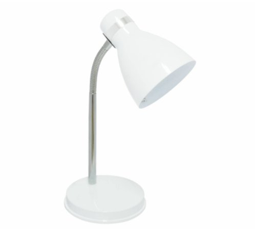 Luminária G-Light Mesa Articulada Branca 60w