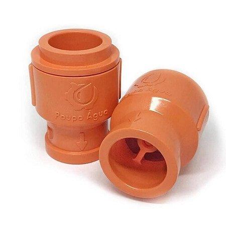 Poupa Água Pague Menos e Use Mais 3/4 PVC