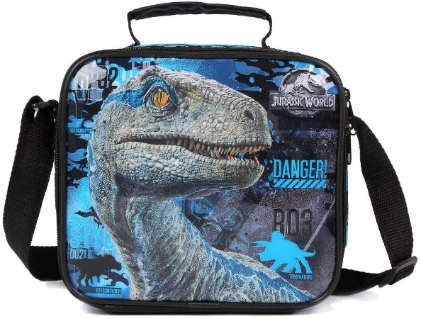 Lancheira Jurassic Park Dermiwil