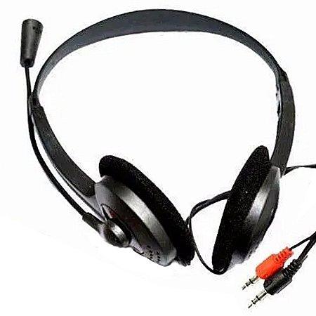 Headphone Estéreo com Microfone XC-HS12 X-Cell