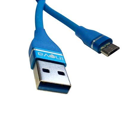Cabo Carregador e Transmissor de Dados USB V8 CBO-5787 Inova