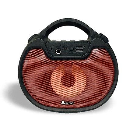 Som Portátil Bluetooth Avision A1-81 Karaokê