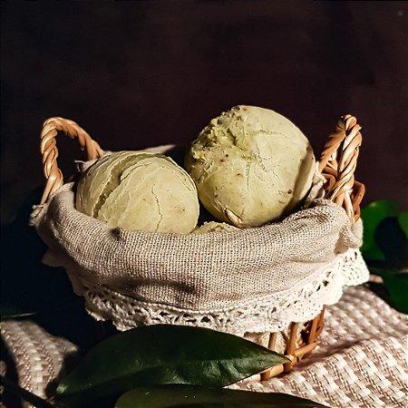 Pão de Aipim Multigrãos com Ora-pro-nóbis