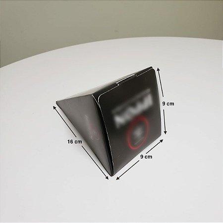 Caixa Para Temaki Delivery - (LxAxP) 9 x 9 x 16 cm