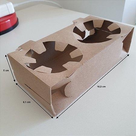 Suporte para Copos até 500ml - (LxAxP) 18,3 x 5 x 9,1 cm