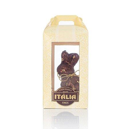 Coelho de Chocolate em Embalagem Fina 129g