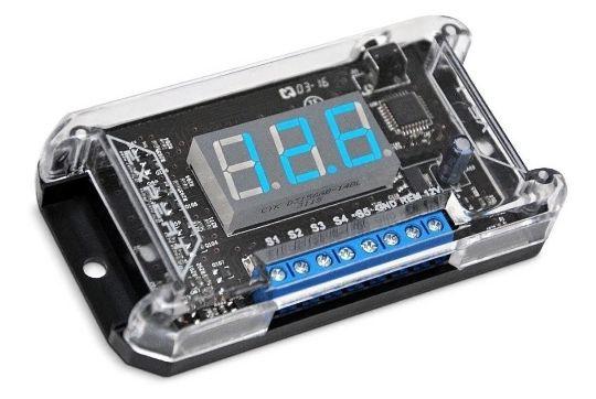 Voltímetro Sequenciador Digital Expert Vs-1 Banda