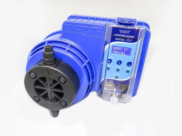 Bomba Dosadora Digital EX2D Plus BV 0614 ( 6 litros / 14 bar)