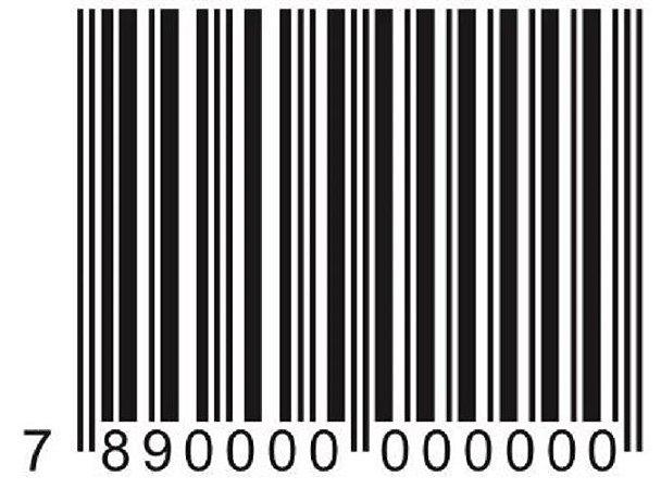 Código de barras EAN 13