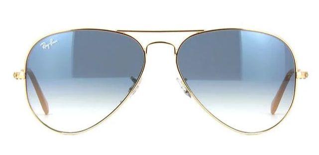 Óculos Solar RayBan Aviador Degradê