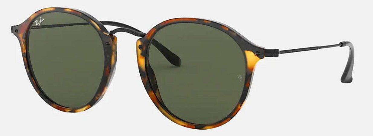 Óculos de Sol ROUND FLECK Ray Ban