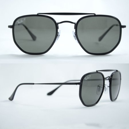 RAY BAN  RB3648-M THE MARSHAL II 002/58 145 3P