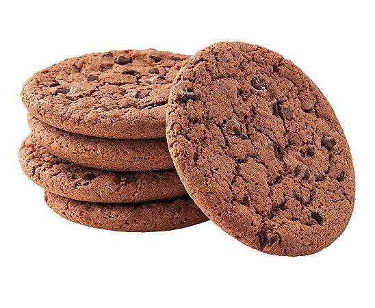 COOKIE CHOCOLATE COM GOTAS CHOCOLATE 180GR (5 UNID)