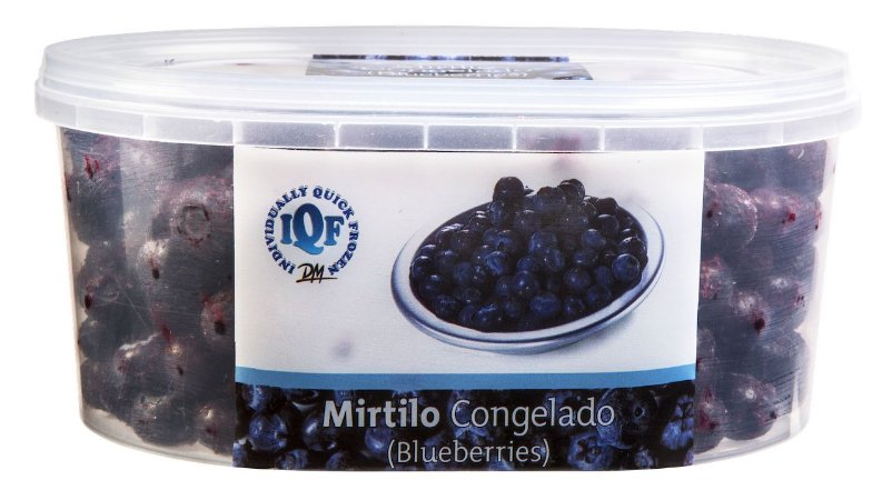IQF BLUEBERRY (450g)