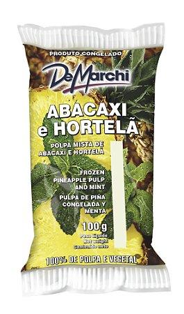 POLPINHA DE ABACAXI COM HORTELÃ (10X100g)