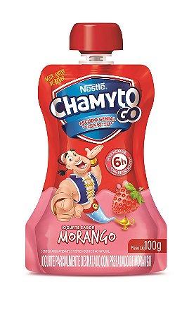 CHAMYTO GO DE MORANGO