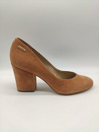 Sapato Split Suede Dumond N.37