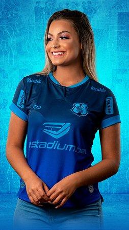 Camisa Comemorativa Fita Azul 2020 Feminina