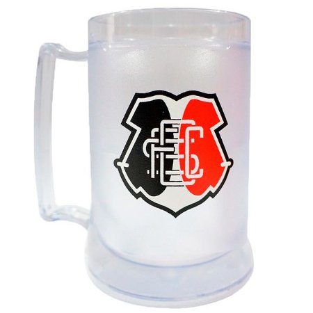 Caneca Gel Time do Povo Santa Cruz