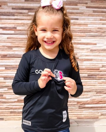 Camisa UV Santa Cruz Infantil