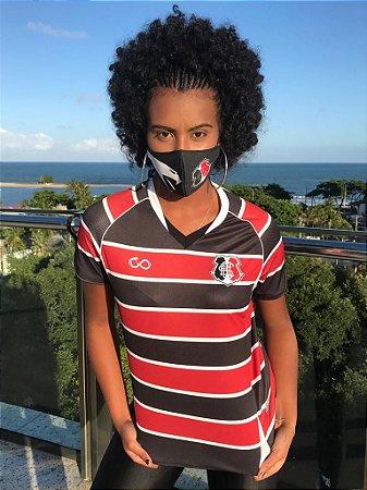 Camisa Cobra Coral Santa Cruz 2021 1 Performance Feminina N°10