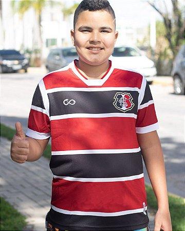 Camisa Cobra Coral Santa Cruz 2019 I Juvenil