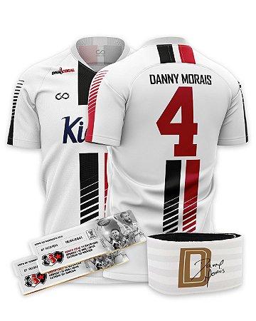 Camisa Comemorativa Danny Morais N°4 Feminino