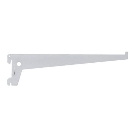 Suporte para Prateleira Fico Aço Versátil 20cm Branco