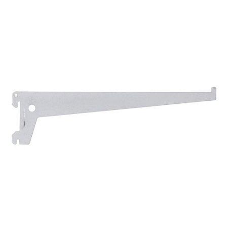 Suporte para Prateleira Fico Aço Versátil 15cm Branco