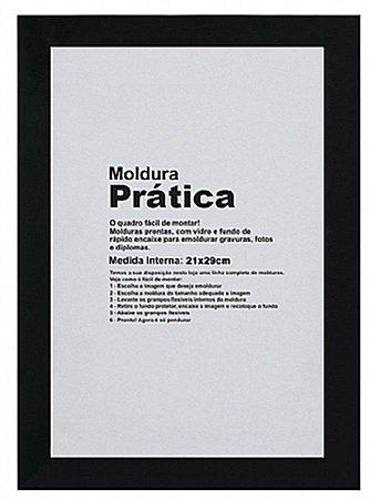 MOLDURA PRÁTICA 21X29CM