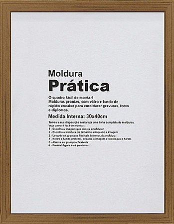 MOLDURA PRÁTICA 30x40CM